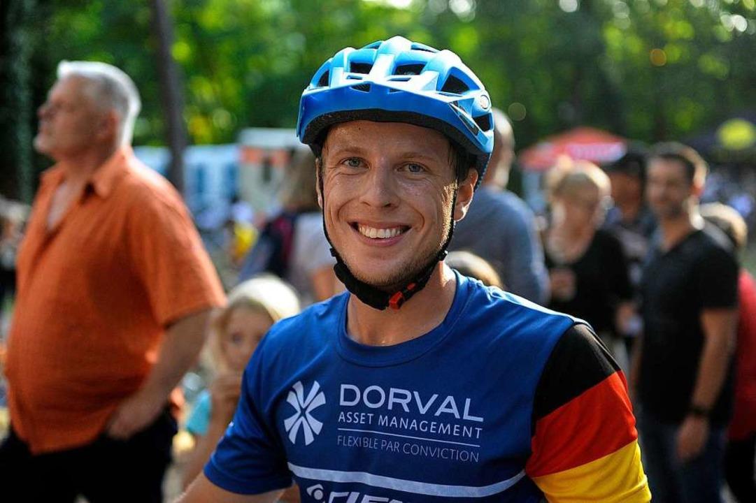 Dominik Oswald  | Foto: Pressebüro Schaller