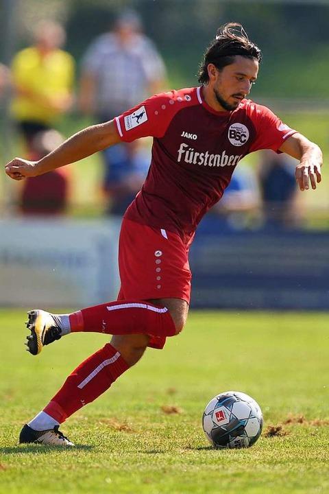 Seine Dynamik soll in Zukunft dem FC D...rlässt die Ponderosa nach vier Jahren.  | Foto: Patrick Seeger
