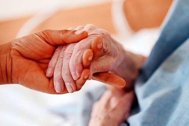 Sind die Pflegeheime des Landkreises Lörrach auf die Corona-Pandemie vorbereitet?