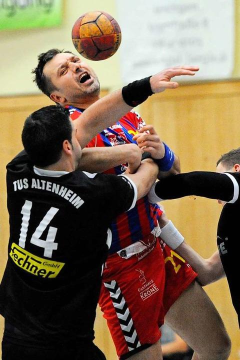Wojciech Bablewski, hier noch im roten...m Sommer an seine erste Trainerstelle.  | Foto: Achim Keller