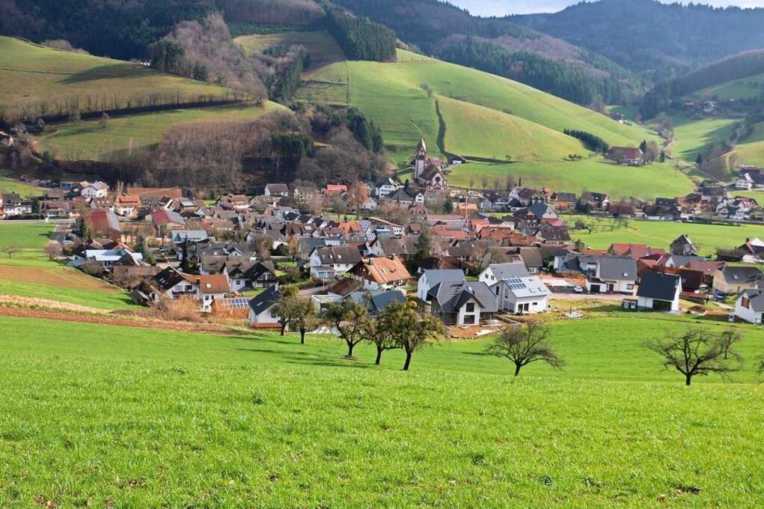 Idyllisch liegt der Ortsteil Schuttert...meister gewählt wird,  ist noch offen.  | Foto: Theodor Weber