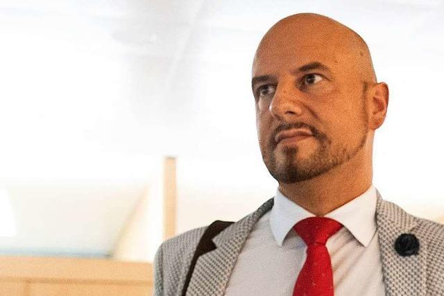 Stefan Räpple soll raus aus der AfD – will aber nicht