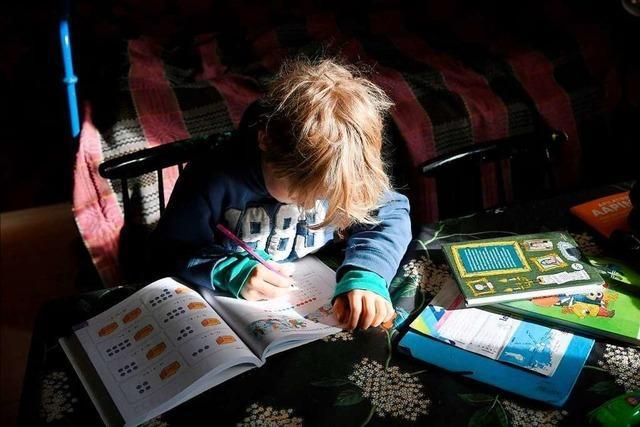 Sozial benachteiligte Kinder haben es in der Corona-Krise schwer