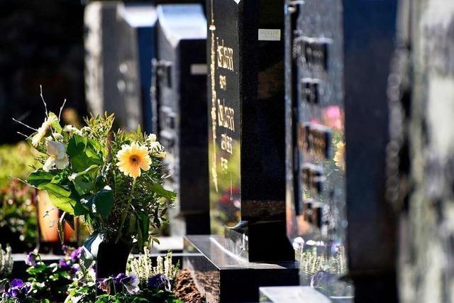 Wie sich die Corona-Krise auf Beerdigungen auswirkt