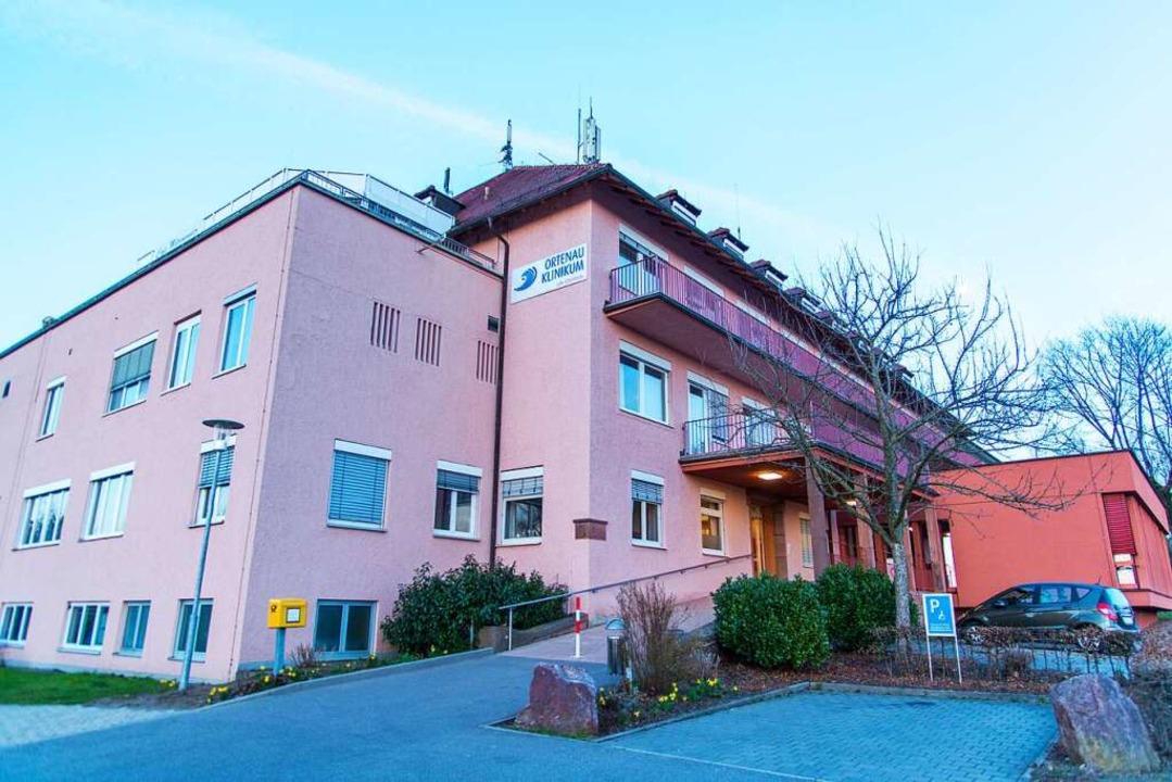 Bleibt zunächst geöffnet: das Ortenau-Klinikum in Ettenheim  | Foto: Olaf Michel