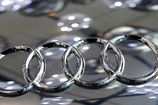 In Grenzach-Wyhlen wurde ein schwarzer Audi gestohlen