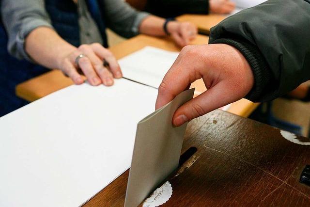 Die Bürgermeisterwahl in Schuttertal ist abgesagt