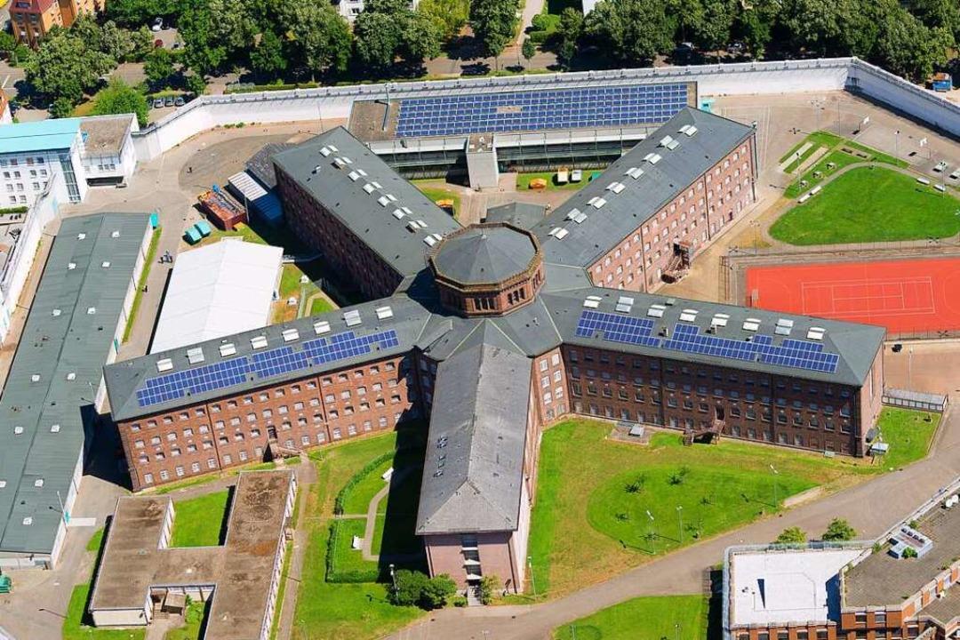 In einem Flügel der Freiburger Justizv... Untersuchungshäftlinge untergebracht.  | Foto: Nils Theurer