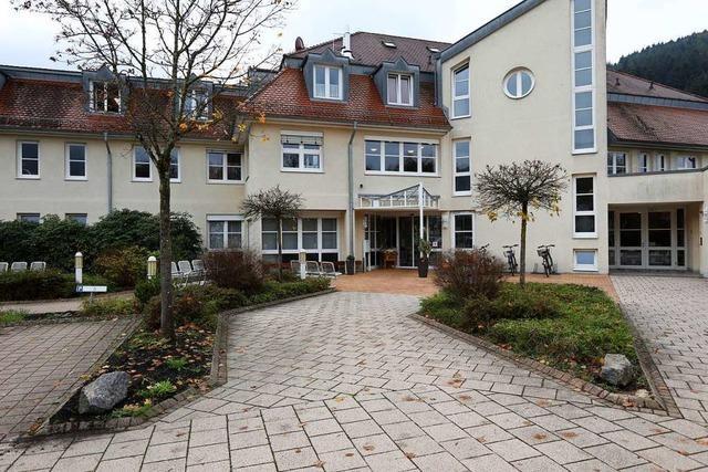 Weiterer Corona-Fall in Seelbacher Seniorenheim
