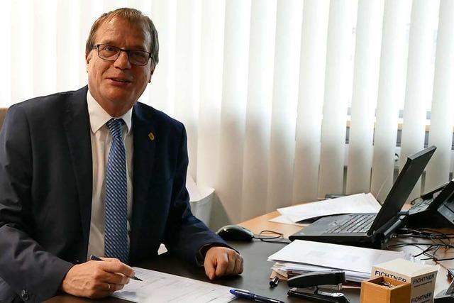 Klaus Eberhardt zu Wahlentscheidung: