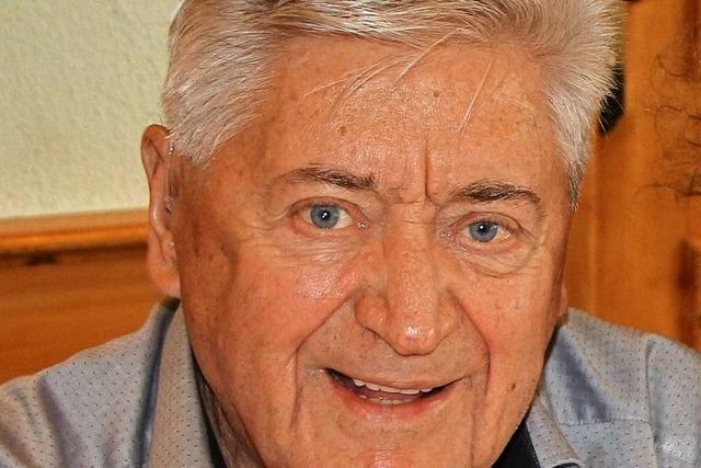 Der Schopfheimer Autohausgründer Horst Lehmann ist gestorben