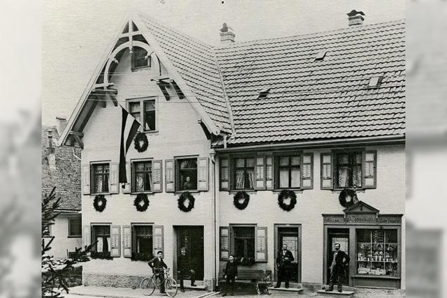 Das Haus der Frisöre
