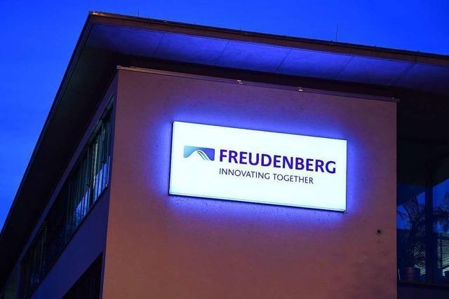 Kurzarbeit in den Freudenberg-Werken Oberwihl und Neuenburg