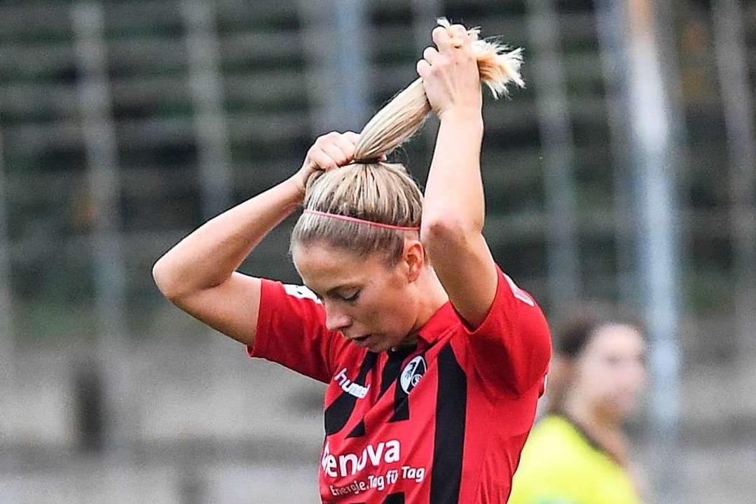 Auch Sharon Beck wechselt in die Domstadt.  | Foto: Patrick Seeger