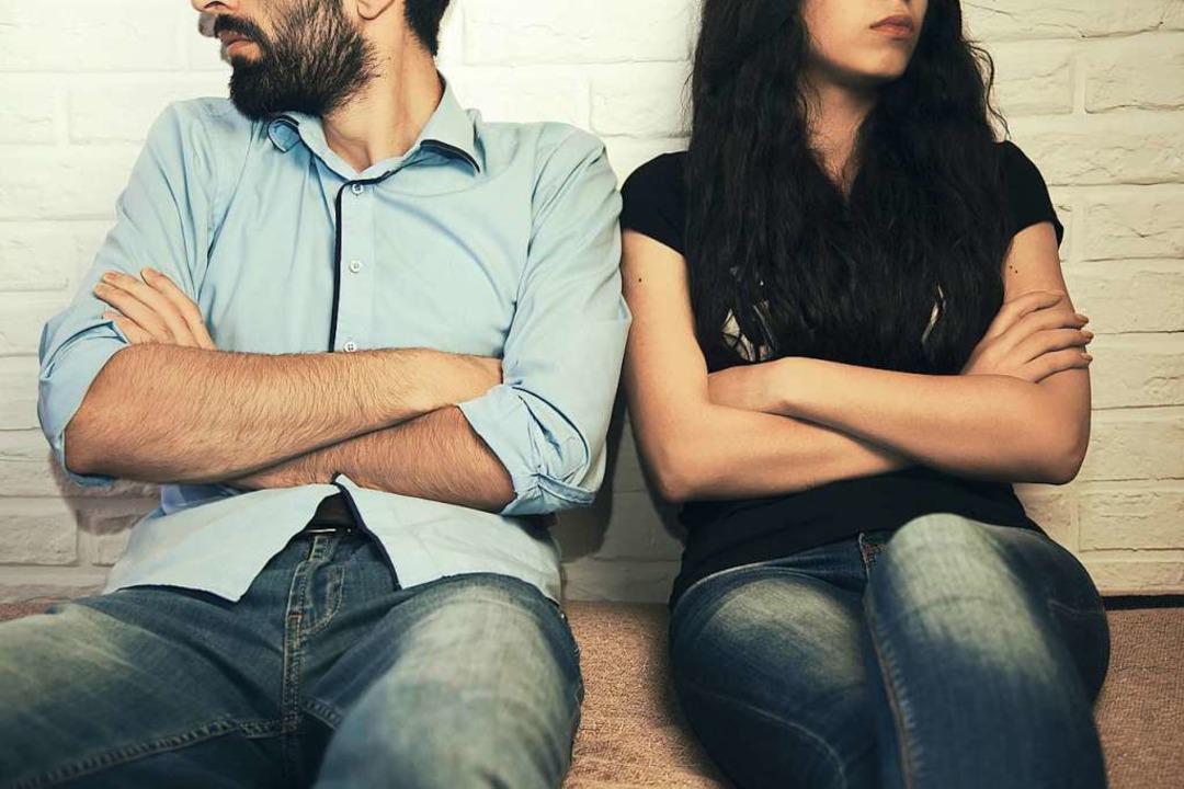 Warum nicht  den Profi fragen, wenn man es zusammen nicht mehr hinbekommt?  | Foto: Tiko - stock.adobe.com