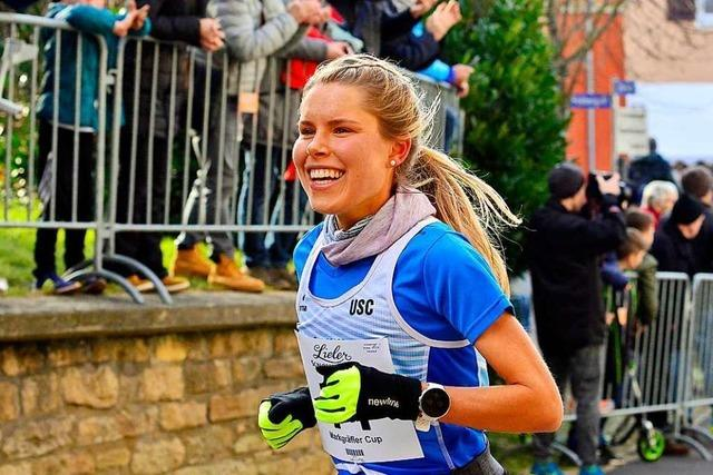 Läuferin Annika Autenrieth: