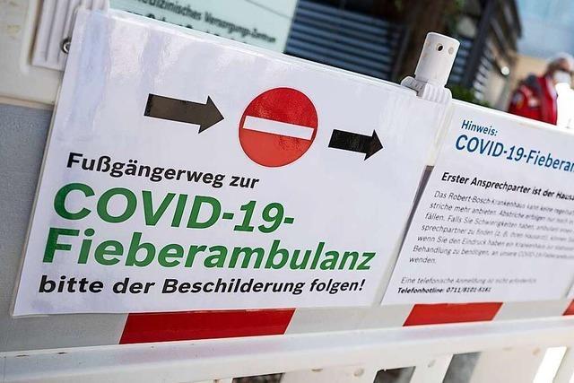 Neue Corona-Ambulanz in Offenburg soll Hausärzte entlasten