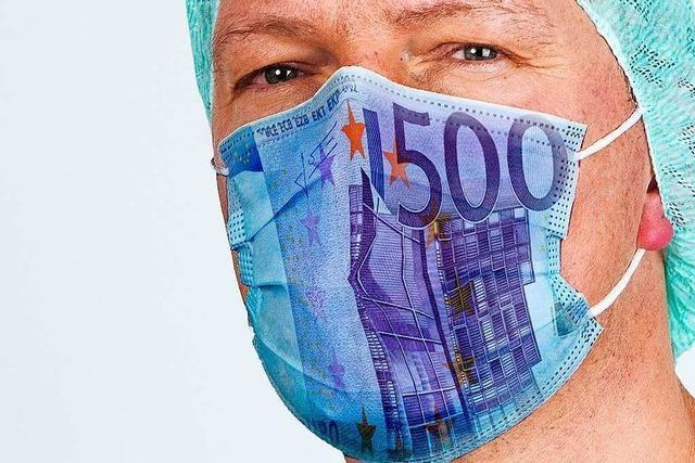 So schwierig ist die Suche nach Atemschutzmasken fürs Land