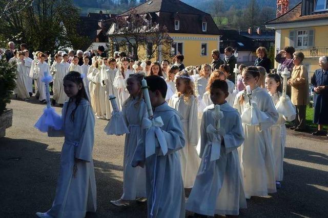 Newsblog: Neue Termine für die Erstkommunion