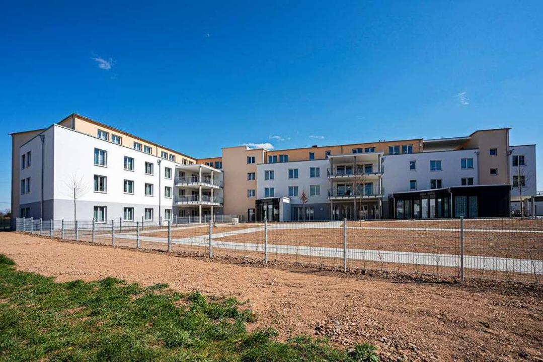 Das neue Max-Josef-Metzger-Haus der Ca...nötigen,  untergebracht werden können.  | Foto: Hubert Gemmert