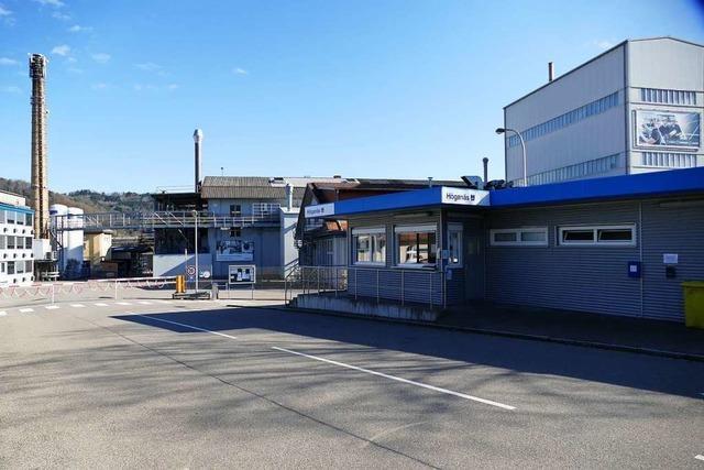 Folgen der Corona-Krise sind für Höganäs in Laufenburg bisher überschaubar