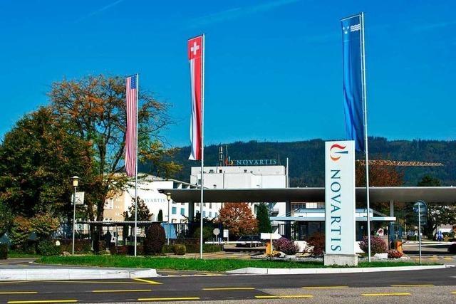 Novartis will bis Ende April keine Kündigungen aussprechen