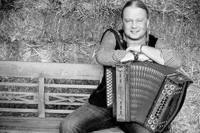 Die Feldberger trauern: Volksmusiker Chris Laubis ist tot