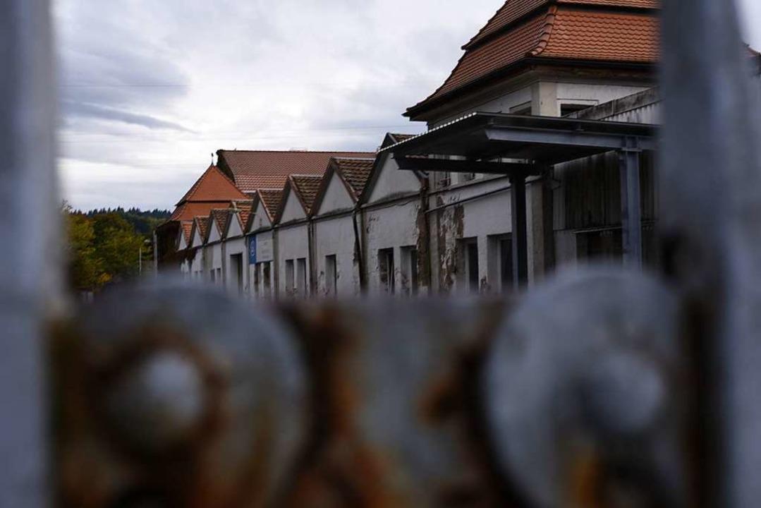 Das Lauffenmühle-Areal  | Foto: Jonas Hirt