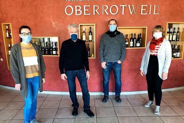 In den Winzergenossenschaften Oberrotweil und Jechtingen-Amoltern sind Schutzmasken jetzt Pflicht