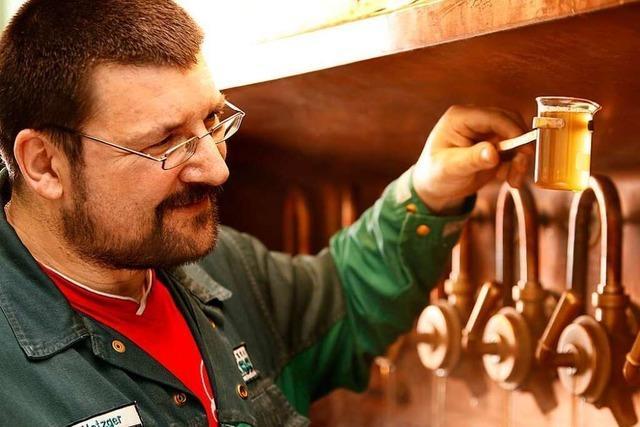 Die Lörracher Brauerei Lasser ist von der Corona-Krise doppelt betroffen