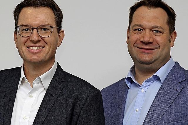 MENSCHEN: Neuer Vorstand bei der SWEG