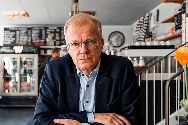 Ein Porträt des Huchel-Preisträgers Henning Ziebritzki