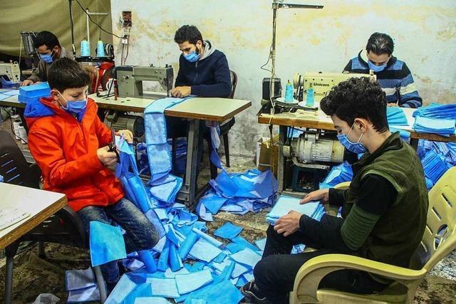 Corona im Nahen Osten: 2000 Testkits für 3,5 Millionen Menschen