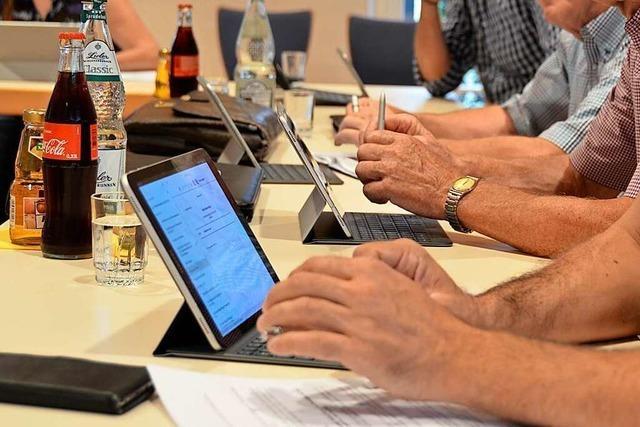 Der Binzener Gemeinderat will online beraten