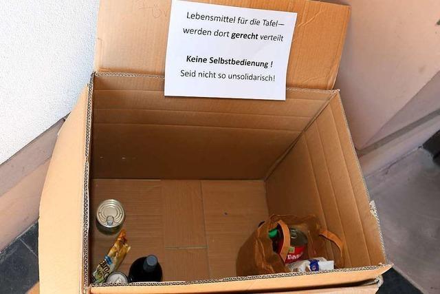 Geschlossener Tafelladen in Schopfheim braucht Unterstützung