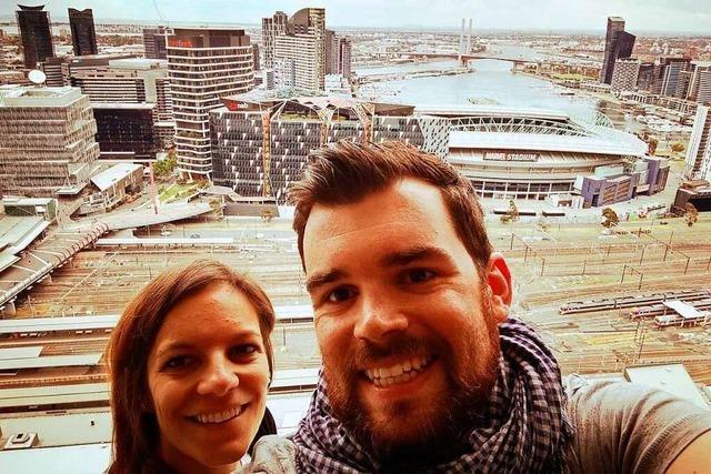 Wie ein Paar trotz Corona heiratet – und die Trauung live streamt