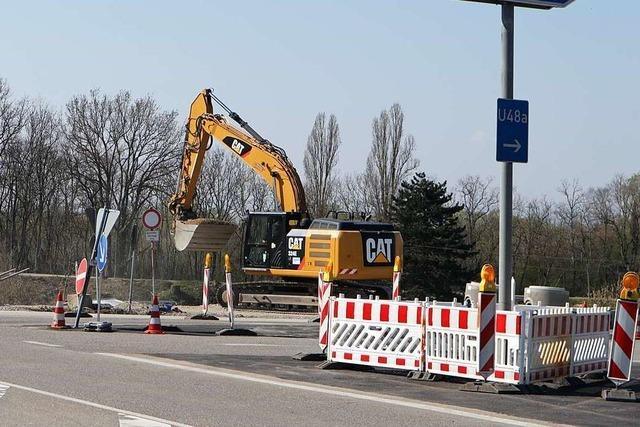 Auf A-5-Baustellen bei Neuenburg geht es gut voran – trotz Corona