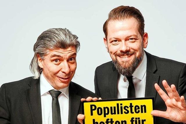 Keine Erhardt-Show, kein Onkelfisch: Veranstaltungen auch im Mai sind abgesagt