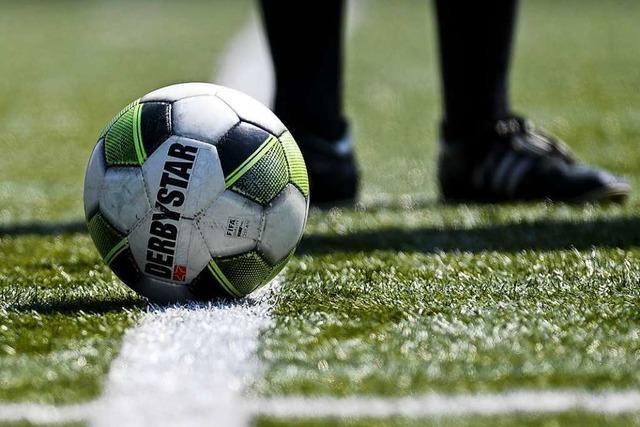Amateurfußball verlängert Pause auf unbestimmte Zeit