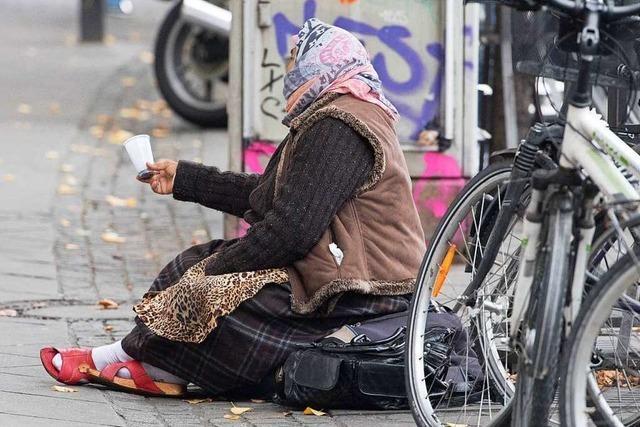 Wie kann man Obdachlosen helfen?