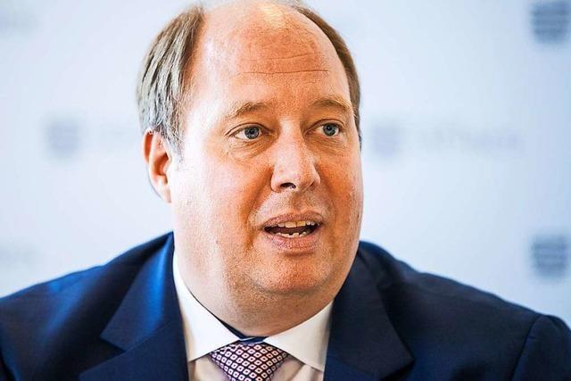 Plötzlich ist er Deutschlands Chefarzt: Kanzleramtschef Helge Braun