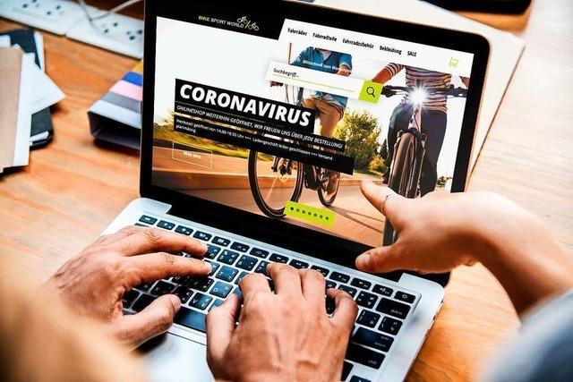 Bike Sport World trotzt der Corona-Krise: Ladengeschäft wieder geöffnet
