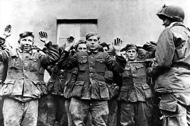 Bis zur letzten Patrone: 1945 wurde Südbaden schlagartig zur Front