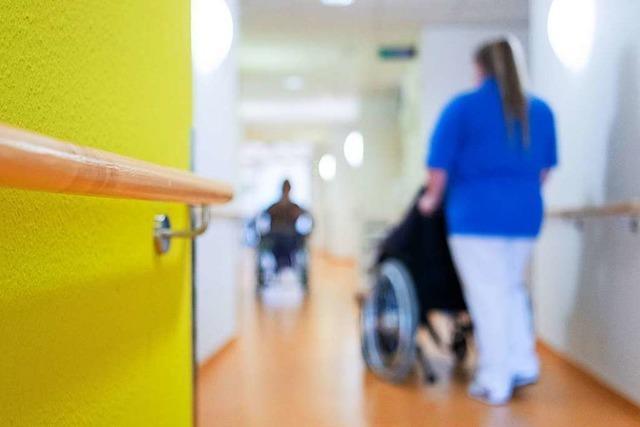 Ein mit Covid-19 infizierter Bewohner eines Pflegeheims in Herrischried ist gestorben