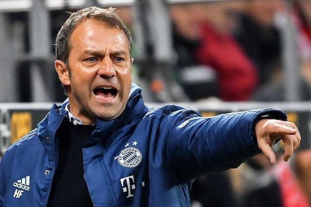 Flick bleibt Bayern-Trainer – und verlängert bis Mitte 2023