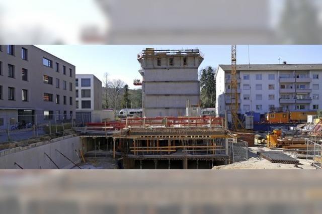 Bauarbeiter reisen aus Sorge heim