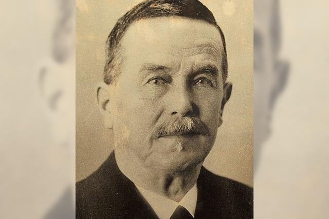 Nach 100 Jahren wird erstmals ein Bürgermeister geehrt