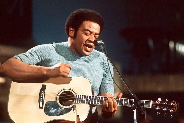 Soul-Sänger Bill Withers ist tot
