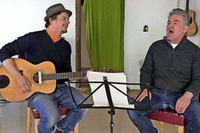 Songs über Liebe, Landschaft, Schopfheim