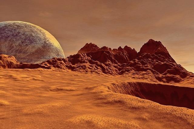 Mars an Erde: Kehret um!
